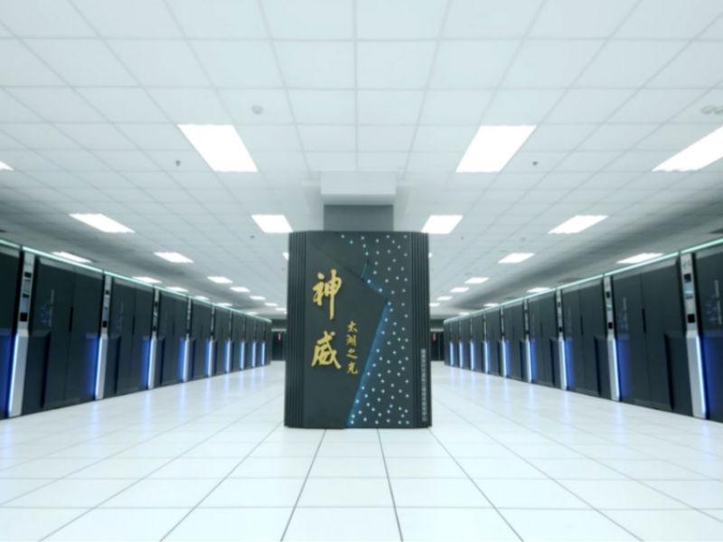Sunway Taihu Light ist der schnellste Supercomputer der Welt
