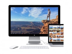 Thunderbolt Display (Bild: Apple)