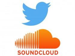 Twitter und Soundcloud (Bild: ZDNet.de)