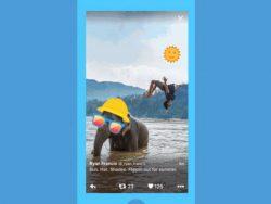 Nutzer der Twitter-App für Android und iOS können ihre eingestellten Bilder demnächst mit hunderten Emojis und Objekten verschönern (Bild: Twitter).
