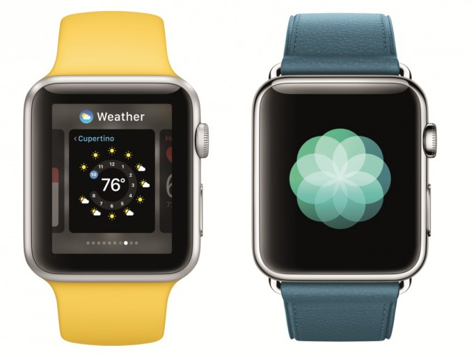 watchOS 3 (Bild: Apple)