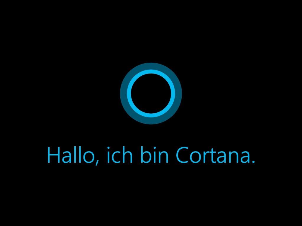 Microsoft Cortana erkennt künftig die Stimmen unterschiedlicher Nutzer