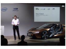 BMW, Intel und Mobileye stellen Connected-Car-Pläne vor
