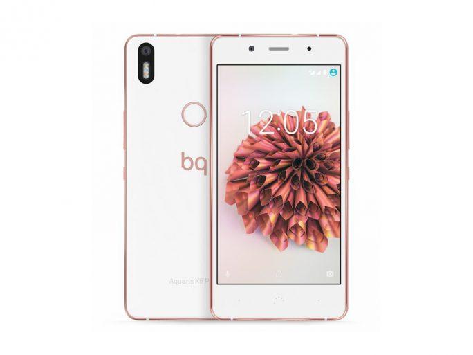 Das BQ Aquaris X5 Plus ist das erste Smartphone, dass das europäische Navigationssystem Galileo unterstützt (Bild: BQ).