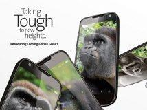Corning stellt eingeschränkt sturzsicheres Gorilla Glass 5 vor