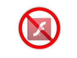 Flash Player unerwünscht (Bild: ITespresso mit Material von Shutterstock und Adobe).