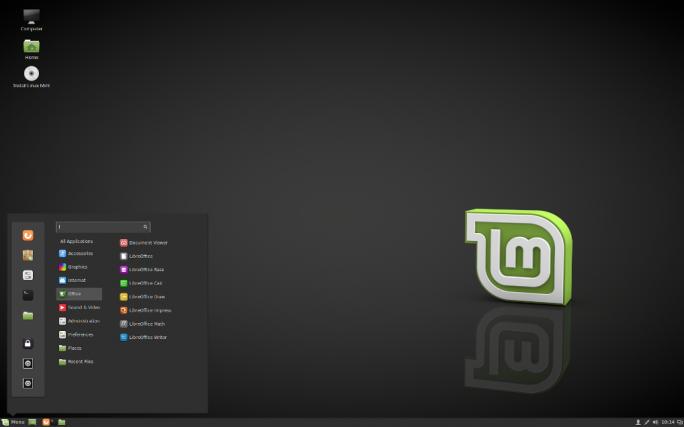 Linux Mint 18 Cinnamon Edition (Bild: Linux Mint)