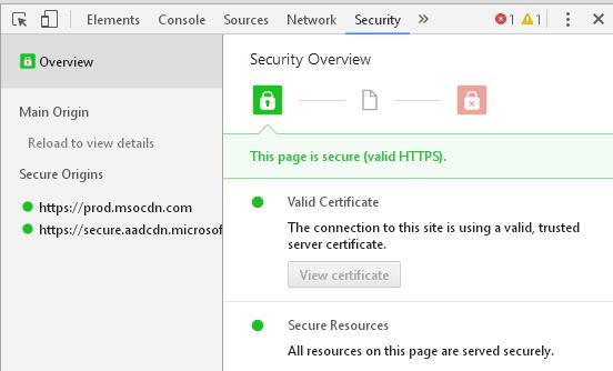 Nur bei verschlüsselten Verbindungen sollten Anwender ihre Anmeldedaten in einem Browser eingeben, ansonsten können die Daten ausgelesen werden (Screenshot: Thomas Joos).