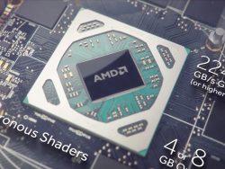 AMD Polaris GPU (Bild: AMD)