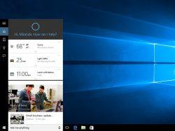 Cortana darf seit dem 2. August auch auf den Browserverlauf eines Nutzers zugreifen, egal ob dieser Cortana nutzt oder nicht. (Bild: Microsoft)
