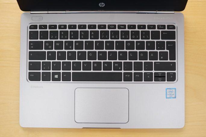 Vielschreiber werden die hervorragende Tastatur lieben (Bild: ZDNet)