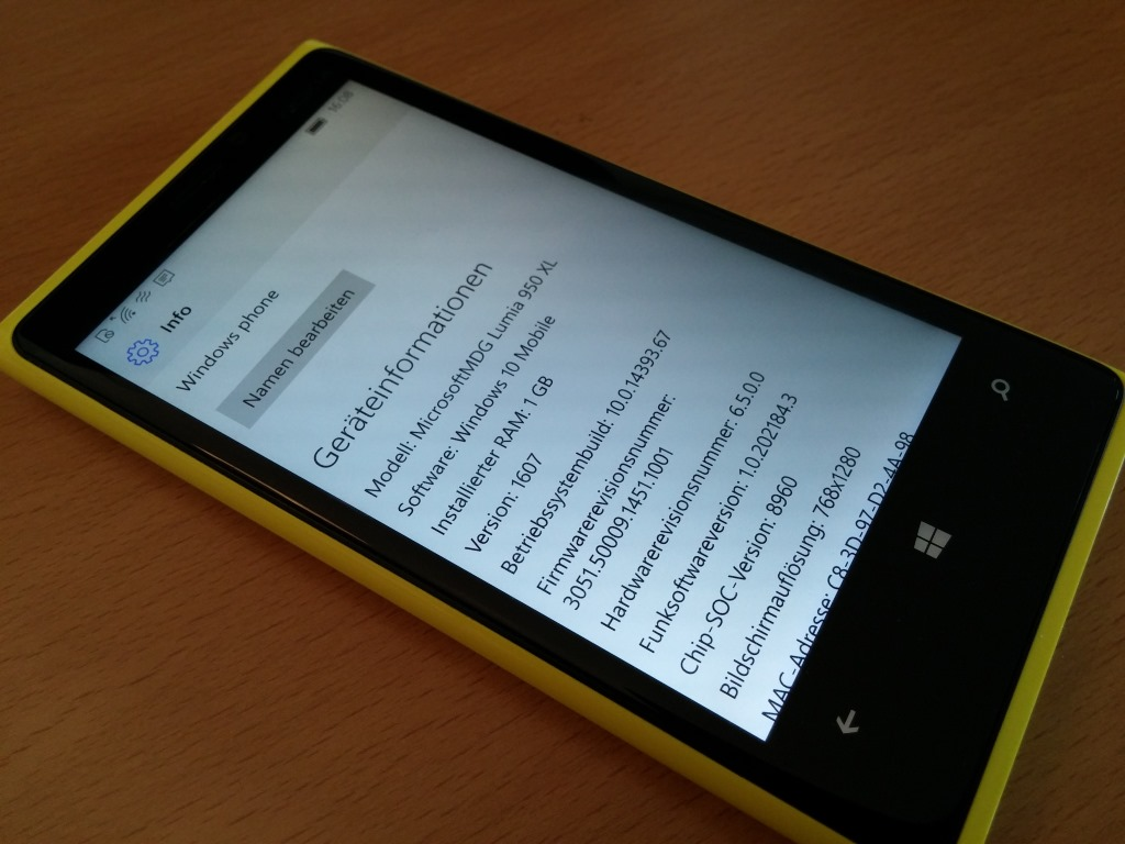 Lumia 1020 windows 10 update