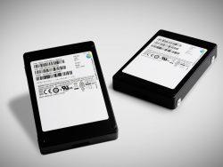 Samsung 32TB SAS SSD (Bild: Samsung)