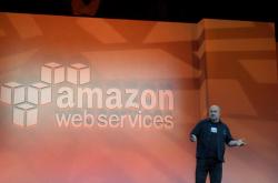 Vortrag von Amazon-CTO Werner Vogels (Screenshot: ZDNet.com)
