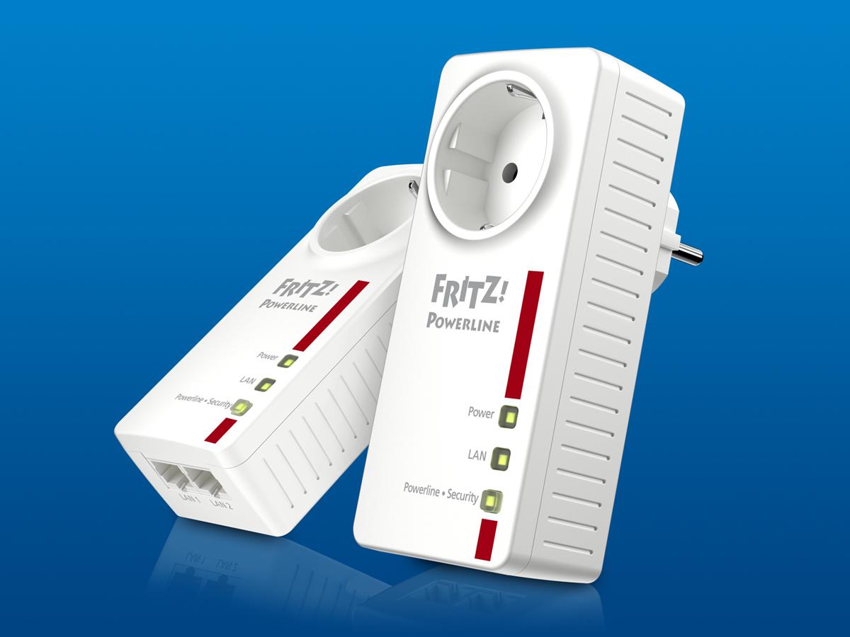 ifa avm stellt fritzbox 6430 cable und smart home zubeh r vor. Black Bedroom Furniture Sets. Home Design Ideas