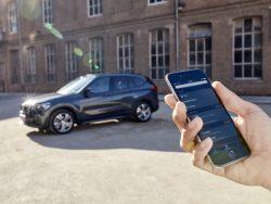BMW Connected sieht Integration mit iPhones und Amazon Alexa vor (Bild: BMW).