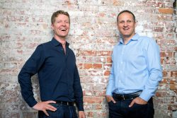 Chairman Christian Chabot (links) und CEO Adam Selipsky (Bild: Tableau)