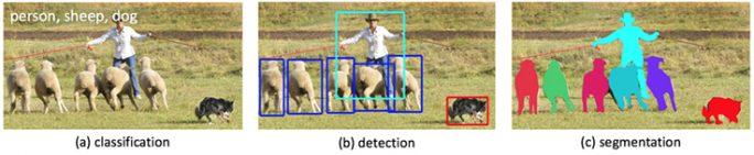Schrittweise Erkennung von Bildbereichen (Bild: Facebook)