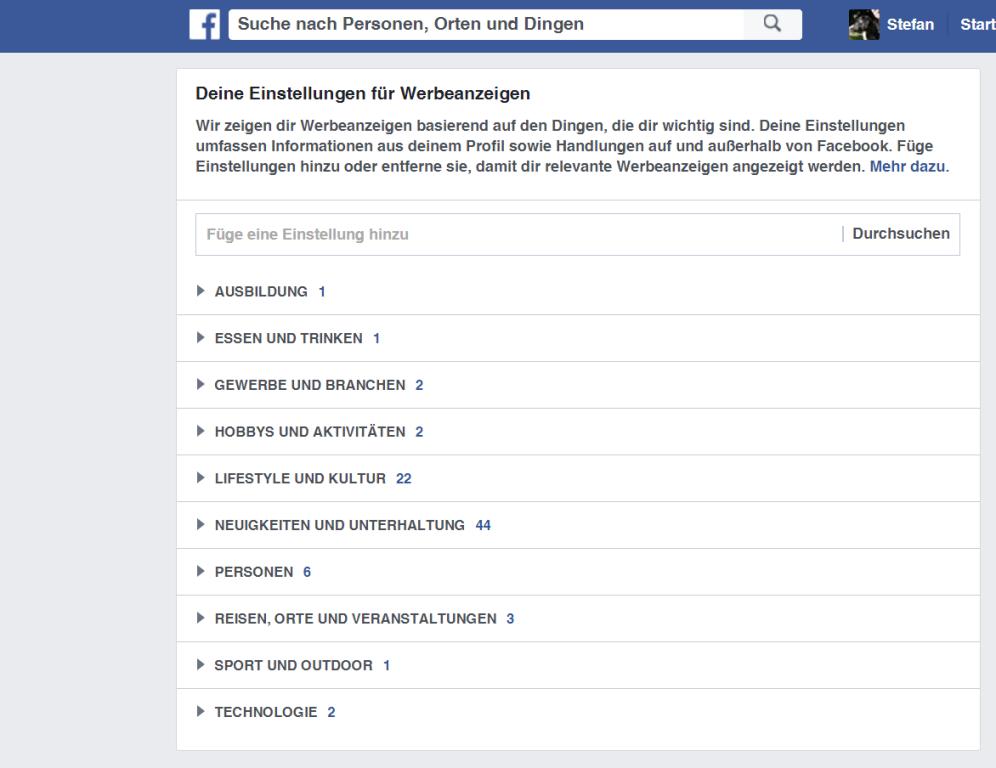 facebook werbung kostenlos