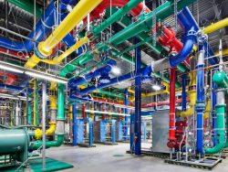 Google-Rechenzentrum (Bild: Google)