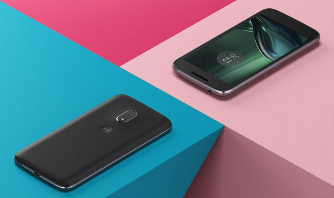 Das Moto G Play entspricht technisch weitgehend dem Vorjahresmodell Moto G3 (Bild: Lenovo).