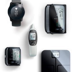 Personal-Health-Geräte von Philips (Bild: Philips)