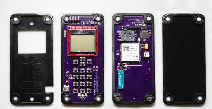 Sich selbst zusammensetzendes Smartphone (Screenshot: ZDNet.com)