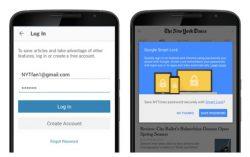 Smart Lock unter Android im Einsatz (Bild: Google)
