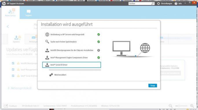 Treiber-Updates werden oft nicht automatisch installiert (Bild: ZDNet)
