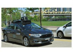 Uber-Auto (Bild: Uber)