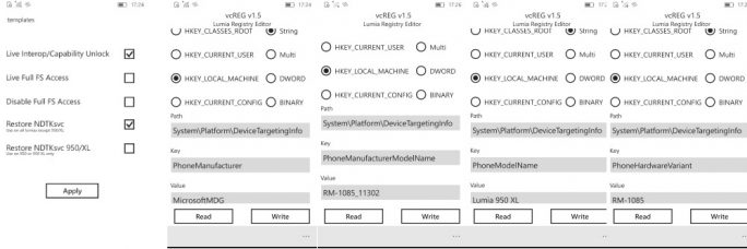 Modifikation der Registry mit vcREG 1.5 (Bild: ZDNet.de)