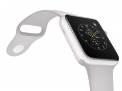 Apple Watch Edition mit Keramikgehäuse (Bild: Apple)