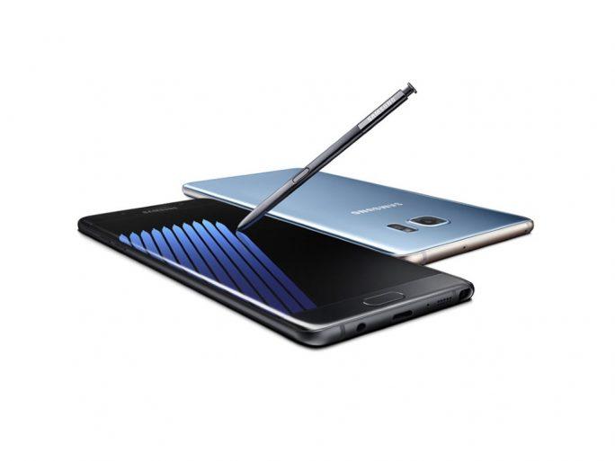 Samsung Galaxy Note 7 (Bild: Samsung)