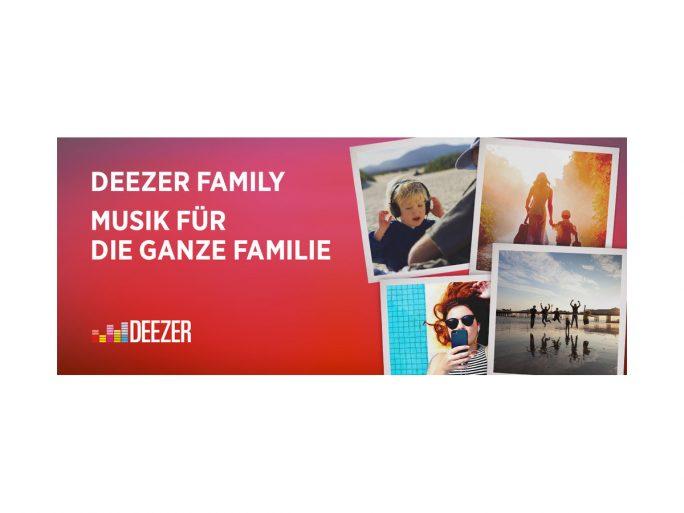 Deezer Family (Bild: Deezer)