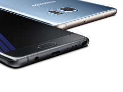 Galaxy Note 7 mit Edge-Display (Bild: Samsung)
