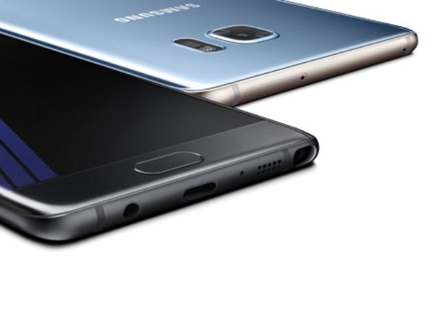 Samsungs Galaxy Note 7 hat Probleme mit brennenden Akkus
