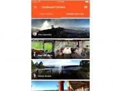Google Cardboard Camera für iOS (Bild: iTunes)