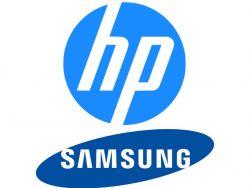 HP und Samsung (Bild: ZDNet.de)