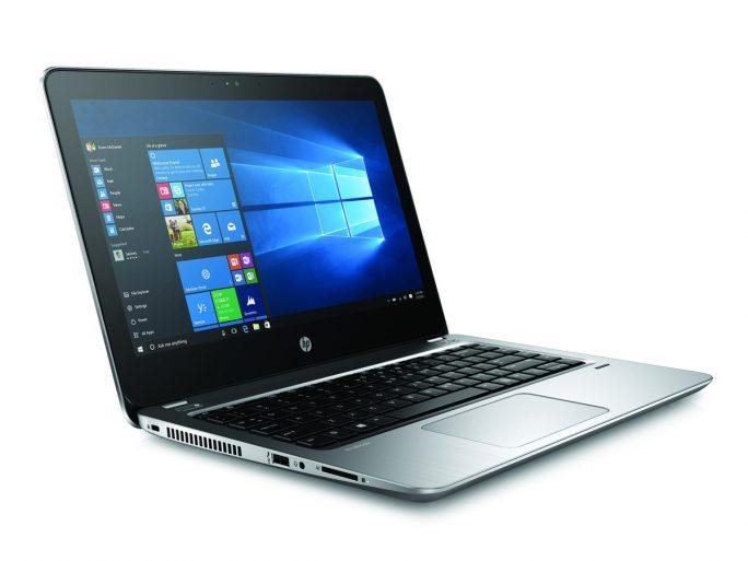 HP ProBook 400 G4 (Bild: HP)