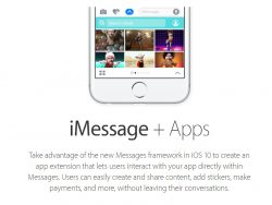 iMessage üplus Apps (Screenshot: ZDNet.de)