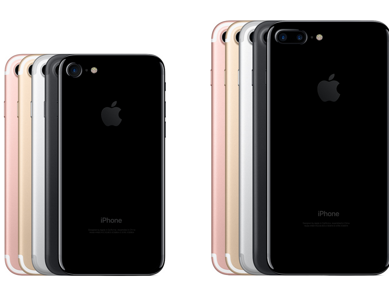 Apple iPhone 7 Plus nicht kratzfest?