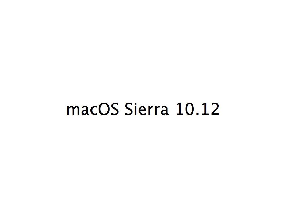 macOS Sierra 10.12.6 bringt Fixes für 37 Sicherheitslücken