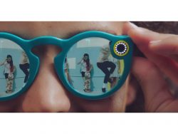 Snap Spectacles (Screenshot: ZDNet.de bei Youtube)