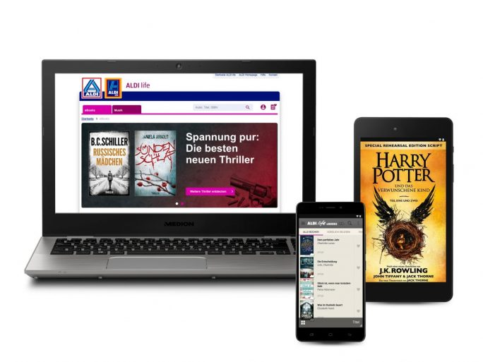 Aldi life eBooks