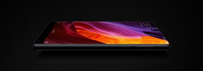 Xiaomi Mi MIX (Bild: Xiaomi)