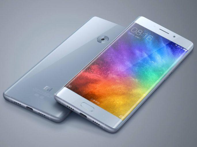 Xiaomi Mi Note 2 (Bild: Xiaomi)