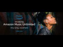 Amazon führt Streamingdienst Music Unlimited ein