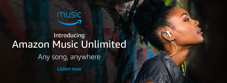 amazon f hrt streamingdienst music unlimited ein. Black Bedroom Furniture Sets. Home Design Ideas