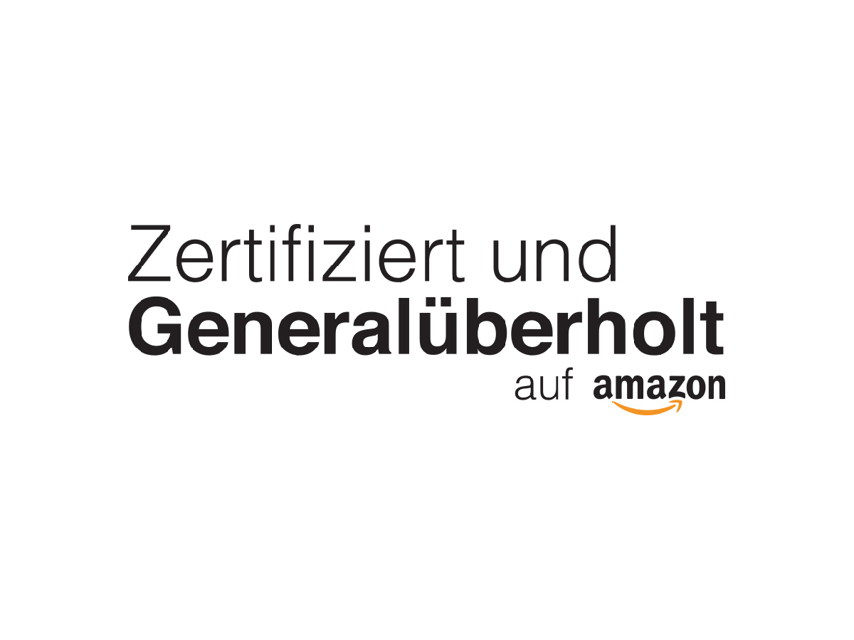 Amazon bietet ab sofort auch generalüberholte Produkte an