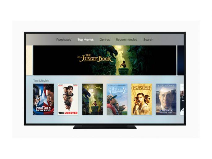Apple TV App (Bild: Apple)